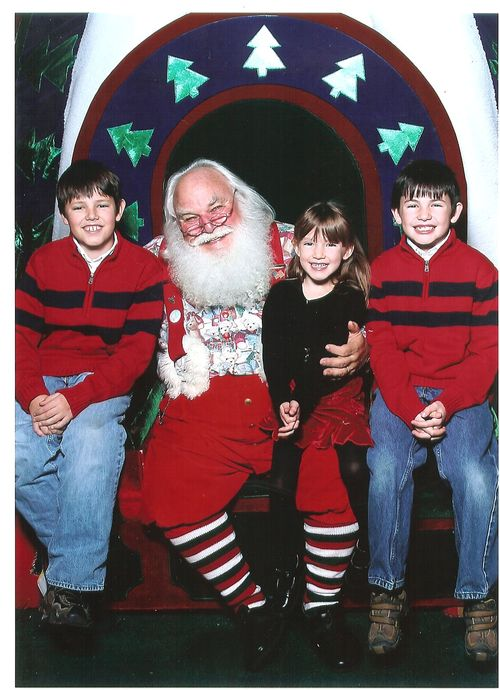 Santa 2009